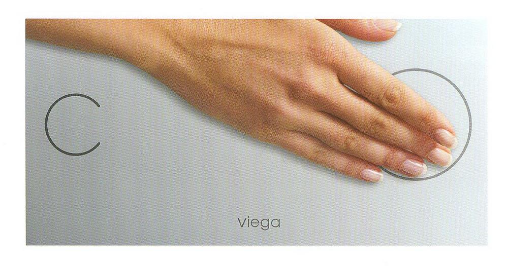 клавиши смыва к инсталляциям Viega
